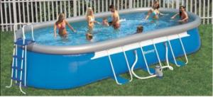 Bestway piscine autoportée