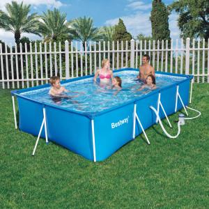 piscine tubulaire pas cher hors sol Bestway