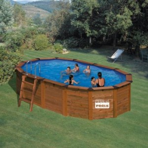 Nature Pool piscine acier