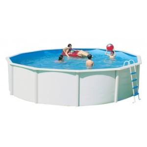 piscines hors sol acier Toi ronde Canarias