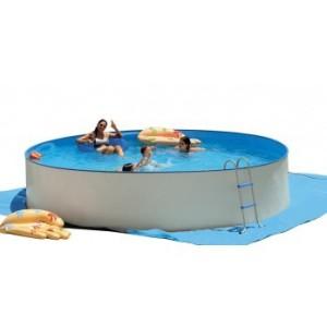 piscine hors sol acier pas cher Toi ronde Eco