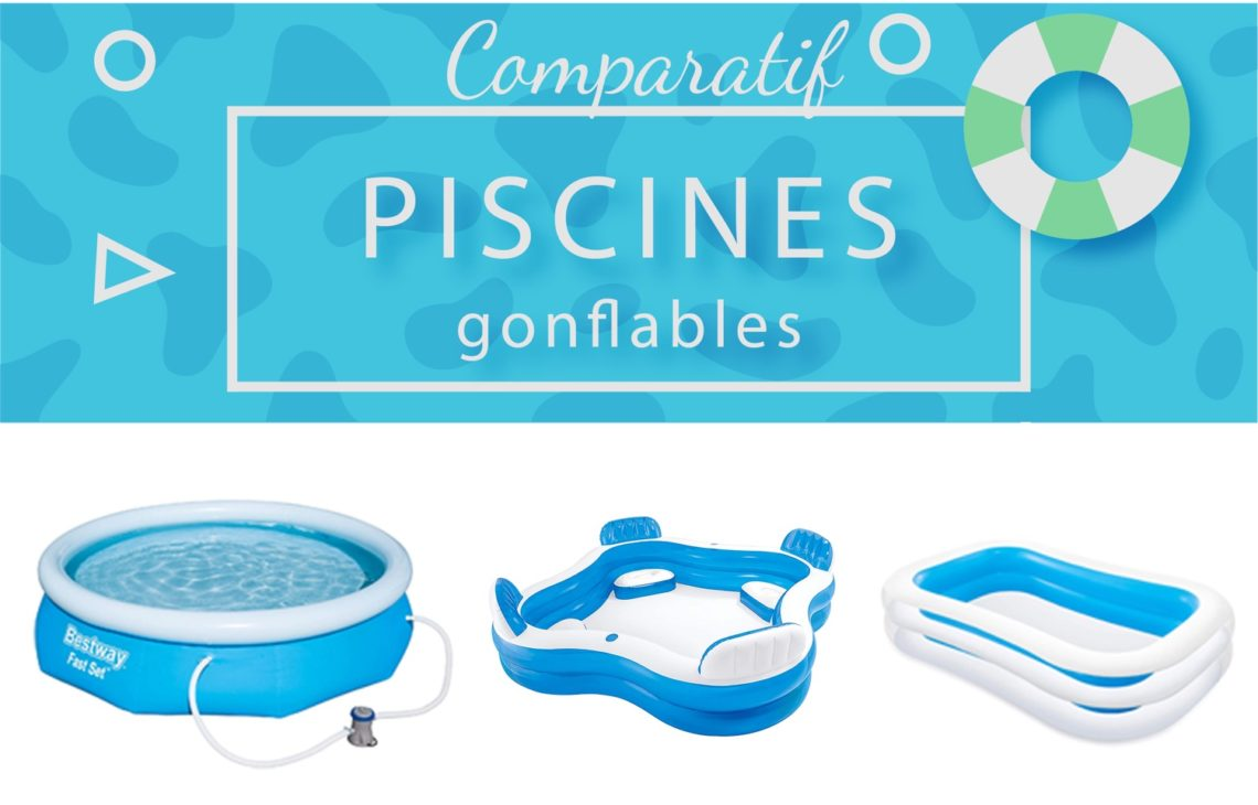 comparatif piscine gonflable